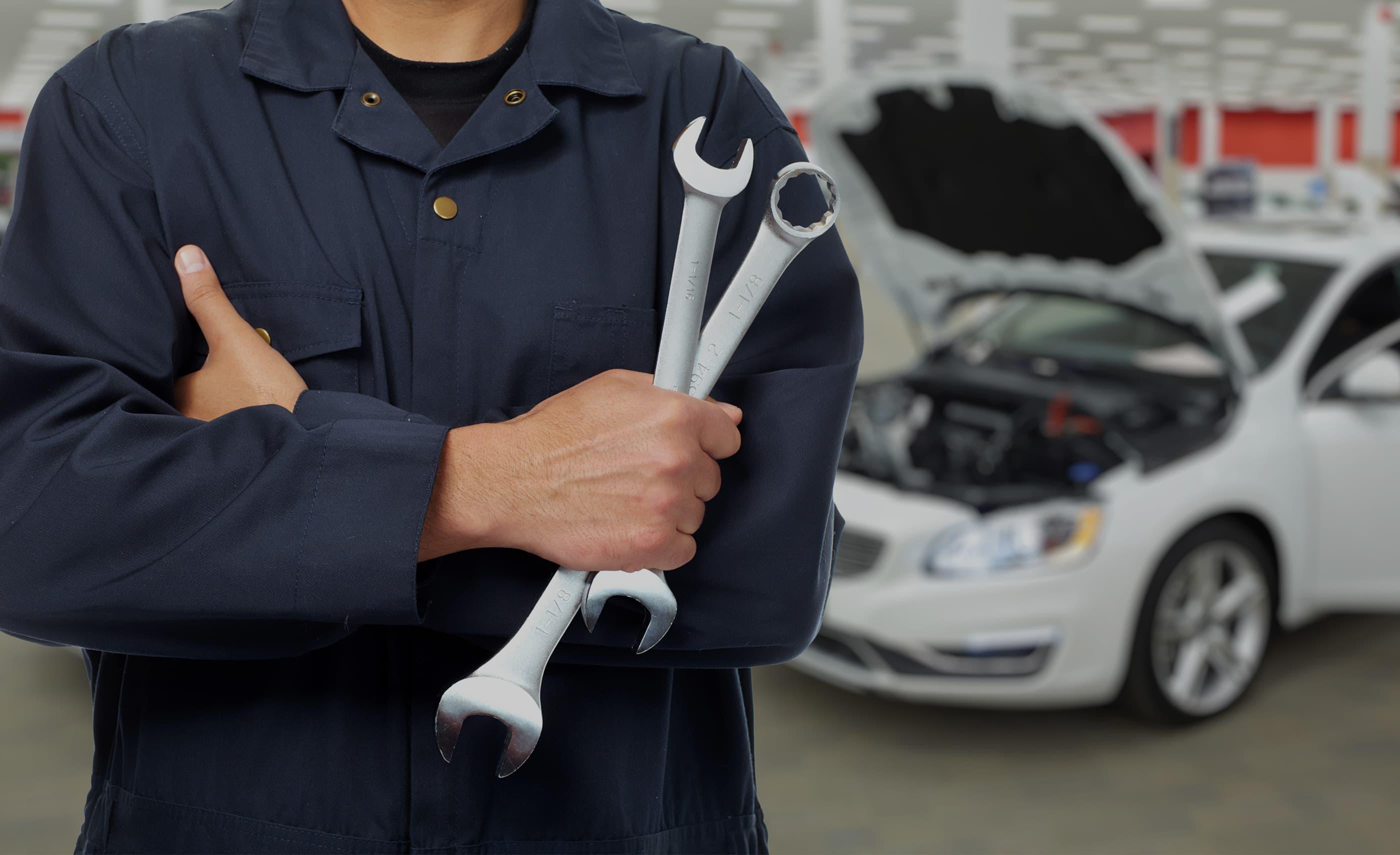修理・車検、メンテナンス
